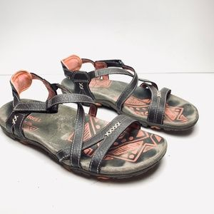 MERRELL SANDSPUR ROSE Sport Sandals Hiking sz 7